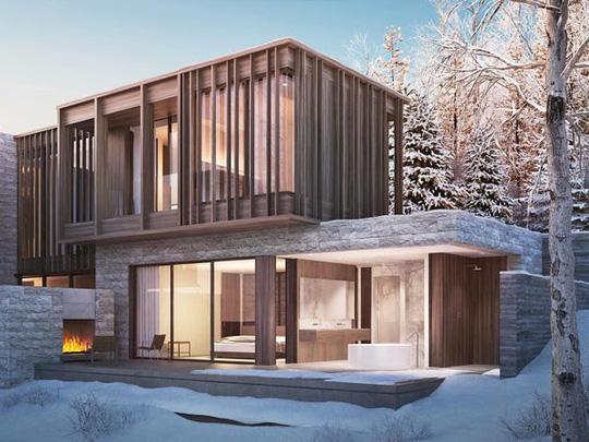 Ngôi nhà trên đỉnh núi giá 32 triệu USD - Ảnh 6.
