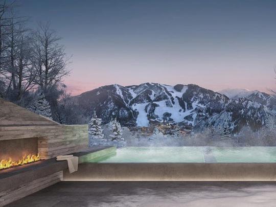 Ngôi nhà trên đỉnh núi giá 32 triệu USD - Ảnh 8.
