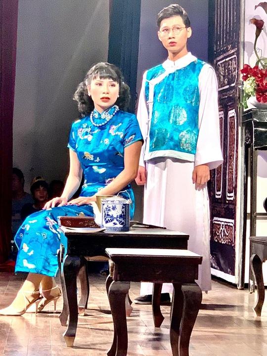Tăng suất diễn Lôi Vũ, Hồng Vân và Hữu Châu sống lại tuổi 23 - Ảnh 4.