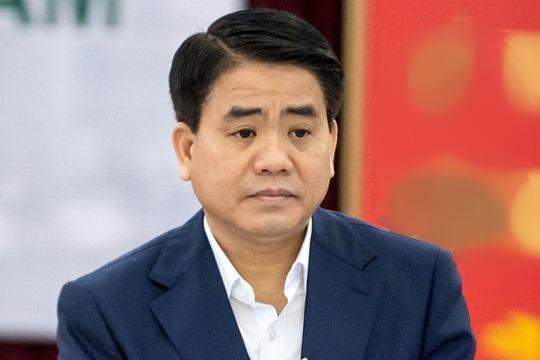 100% đại biểu HĐND TP Hà Nội đồng ý bãi nhiệm ông Nguyễn Đức Chung - Ảnh 1.