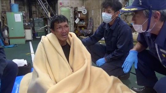 Tàu chở gia súc gặp nạn ngoài khơi Nhật Bản, 41 người mất tích - Ảnh 1.