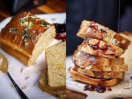 8 triệu một chiếc bánh mì làm từ những nguyên liệu đắt đỏ nhất thế giới - Ảnh 2.
