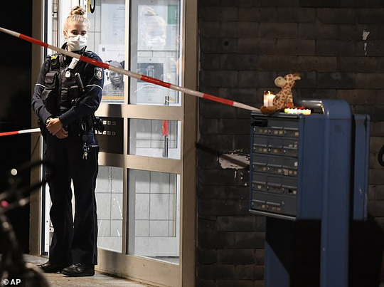 Đức: Người mẹ trẻ giết 5 con nhỏ rồi lao vào tàu tự tử - Ảnh 4.