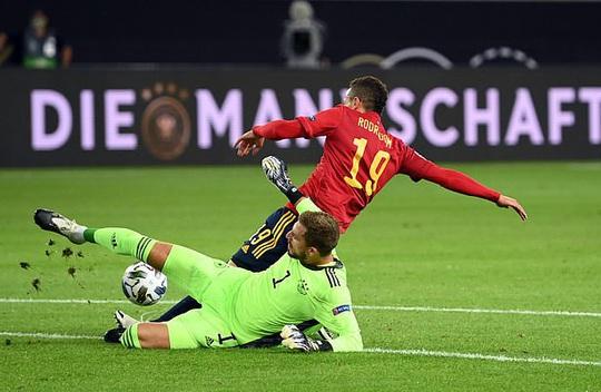 Ngỡ ngàng phút cuối đại chiến Đức - Tây Ban Nha ở Nations League - Ảnh 2.