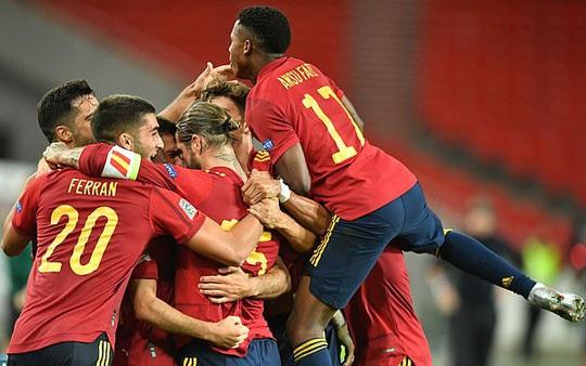 Ngỡ ngàng phút cuối đại chiến Đức - Tây Ban Nha ở Nations League - Ảnh 7.