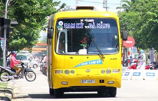 Quảng Nam cho xe liên tỉnh, xe buýt đi Đà Nẵng, karaoke, quán bar, massage… hoạt động lại - Ảnh 1.
