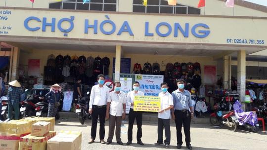 Doanh nhân Nguyễn Nam Phương: Kinh doanh bị ảnh hưởng vì Covid-19 vẫn làm từ thiện nhiều tỷ đồng - Ảnh 4.