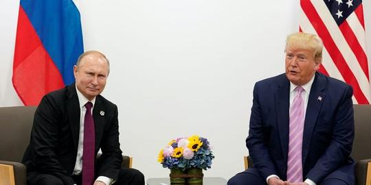 Đang nói vụ Alexei Navalny, Tổng thống Trump bẻ lái sang Trung Quốc - Ảnh 1.