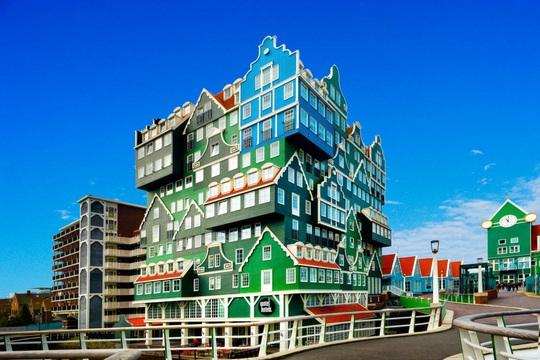 Những khách sạn và nhà nghỉ kỳ lạ nhất thế giới - Ảnh 9.