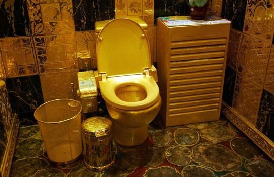 Những phòng tắm xa xỉ bậc nhất thế giới - Ảnh 11.