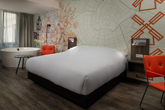 Những khách sạn và nhà nghỉ kỳ lạ nhất thế giới - Ảnh 10.