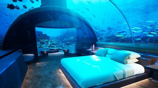 Những khách sạn và nhà nghỉ kỳ lạ nhất thế giới - Ảnh 15.
