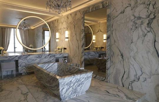 Những phòng tắm xa xỉ bậc nhất thế giới - Ảnh 5.