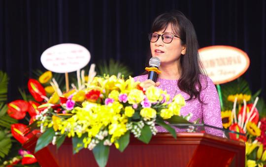Lễ khai giảng đặc biệt tại Trường THS-THPT Nguyễn Tất Thành - Ảnh 2.