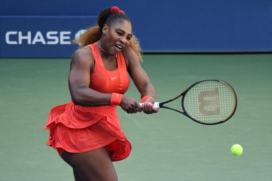 Ngược dòng thắng đồng hương, Serena Williams vào vòng 4 US Open 2020 - Ảnh 3.