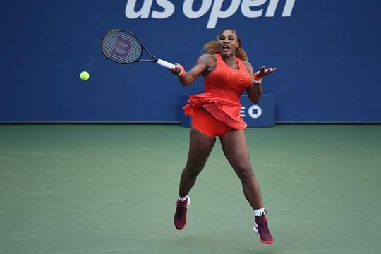Ngược dòng thắng đồng hương, Serena Williams vào vòng 4 US Open 2020 - Ảnh 4.