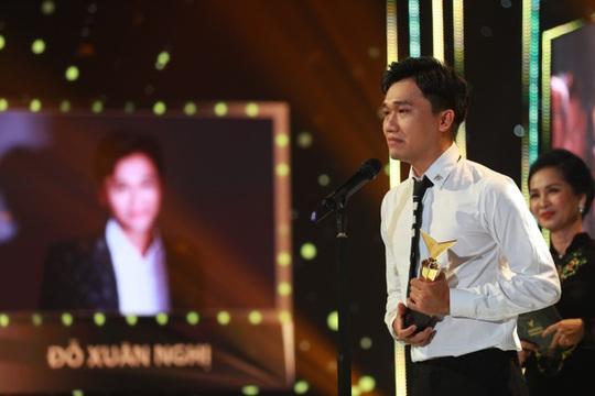 Diễn viên hài Xuân Nghị trải lòng khi đoạt giải VTV Awards 2020 - Ảnh 2.