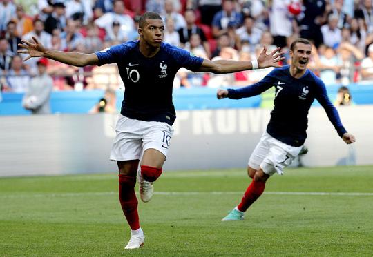 Pháp - Croatia: Bóng dáng nhà vua World Cup 2018 - Ảnh 1.