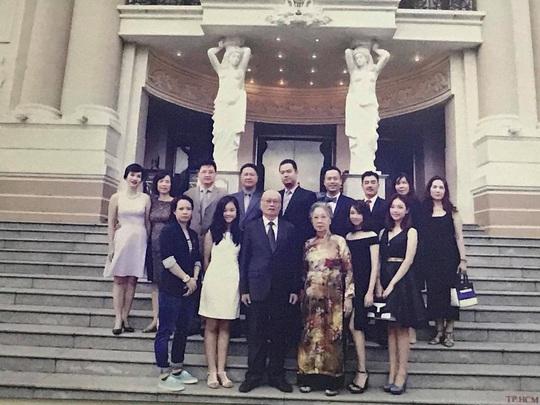 Mai Vàng nhân ái thăm NSND Thái Mạnh Hiển và GS-NGƯT Nguyễn Văn Đời - Ảnh 4.