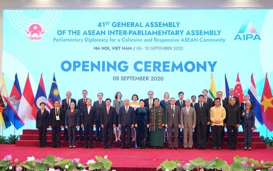 AIPA 41 vì Cộng đồng ASEAN gắn kết - Ảnh 1.