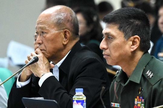 Được hay mất khi quân đội Philippines bắt tay với công ty Trung Quốc? - Ảnh 1.