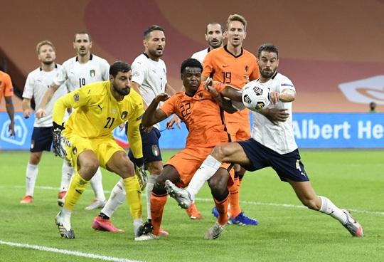 Đương kim á quân Hà Lan thua sốc, mất ngôi đầu Nations League - Ảnh 2.
