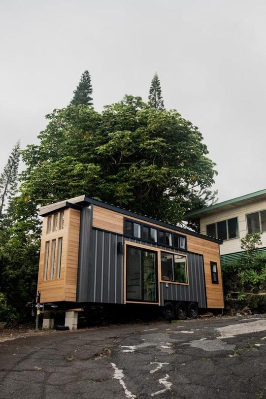 Sửng sốt với ngôi nhà xinh xắn được cải tạo từ xe cũ - Ảnh 5.