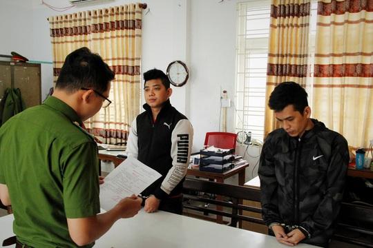 Truy bắt nhóm giang hồ hỗn chiến nổ súng giữa trung tâm Đà Nẵng - Ảnh 4.
