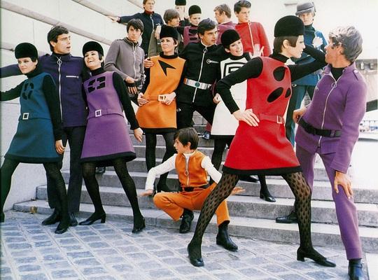 Dấu ấn 'Pierre Cardin': Thời trang vượt mọi khuôn khổ - Ảnh 9.