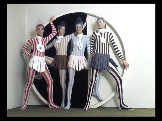 Dấu ấn 'Pierre Cardin': Thời trang vượt mọi khuôn khổ - Ảnh 8.