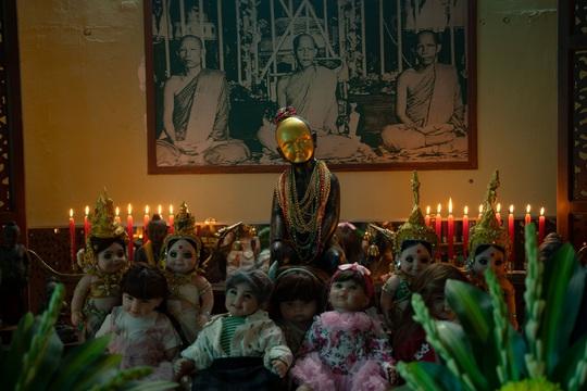 Chi Pu tham gia phim ma thuật, bùa ngải của Victor Vũ - Ảnh 4.