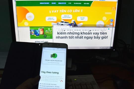 Lo P2P lending Trung Quốc tràn sang Việt Nam - Ảnh 1.