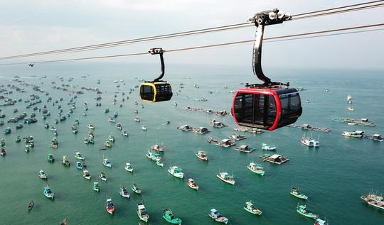 Thành phố Phú Quốc cần học hỏi hình mẫu đô thị thịnh vượng của Singapore - Ảnh 1.