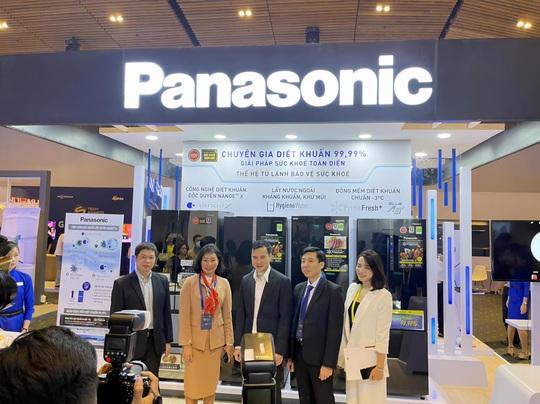 """Panasonic đạt danh hiệu """"Tủ lạnh có công nghệ diệt khuẩn hiệu quả nhất"""" - Ảnh 1."""
