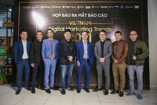"""""""Vietnam Digital Marketing Trends 2021"""" đầu tiên dành riêng cho doanh nghiệp Việt - Ảnh 1."""