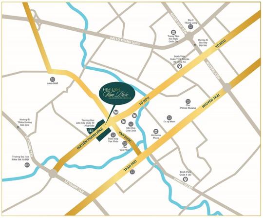 Khởi công nút giao thông kết nối giữa Him Lam Vạn Phúc với khu dân cư lân cận - Ảnh 3.