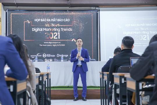 """""""Vietnam Digital Marketing Trends 2021"""" đầu tiên dành riêng cho doanh nghiệp Việt - Ảnh 4."""