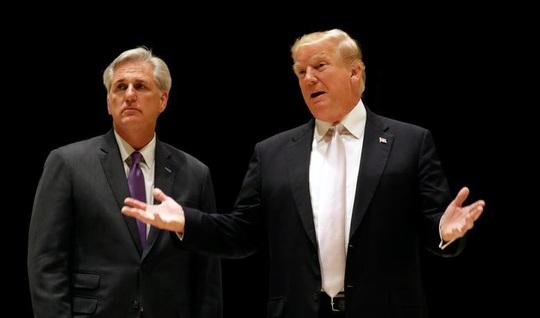 Bạo loạn tại Quốc hội Mỹ: Tổng thống Donald Trump bất ngờ nhận trách nhiệm - Ảnh 1.