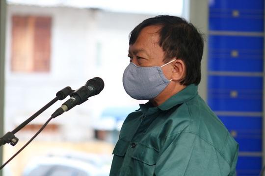 Giữ nguyên mức án sơ thẩm đối với các lãnh đạo TP Phan Thiết - Ảnh 3.