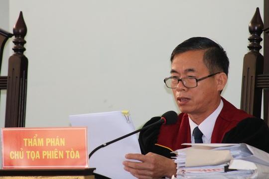Giữ nguyên mức án sơ thẩm đối với các lãnh đạo TP Phan Thiết - Ảnh 5.