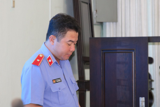 Giữ nguyên mức án sơ thẩm đối với các lãnh đạo TP Phan Thiết - Ảnh 1.