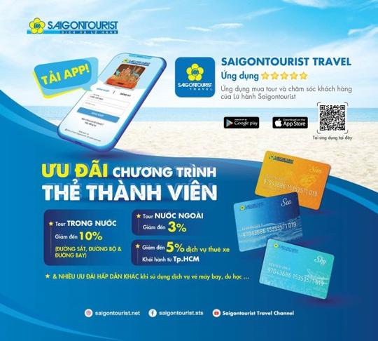 Saigontourist Travel App: Du lịch thông minh trong thời đại số - Ảnh 3.