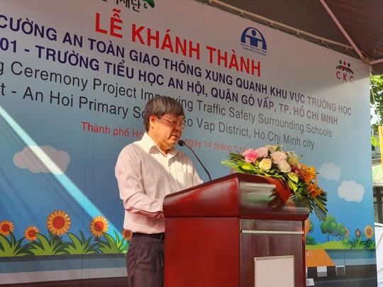 TP HCM thí điểm Thảm vàng an toàn của Hàn Quốc - Ảnh 5.