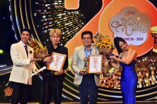 MV 2020 - Jack va Vu Cat Tuong doat giai ca si duoc yeu thich nhat