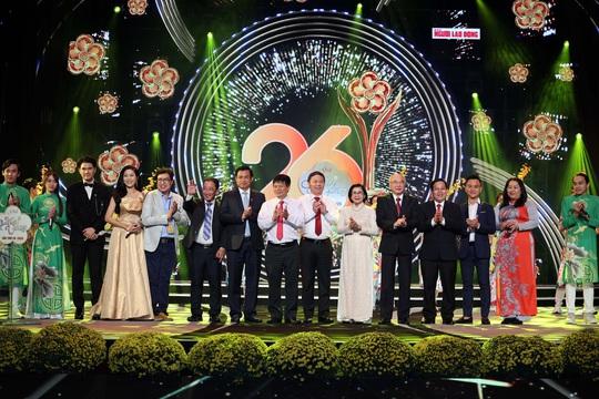 Toàn cảnh Lễ trao Giải Mai Vàng lần thứ 26-2020 - Ảnh 2.