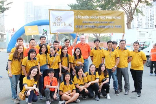 Phú Hưng Life lan tỏa những bước chân chia sẻ vì cộng đồng - Ảnh 1.