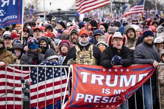 Đảng Cộng hòa tiến thoái lưỡng nan vì Tổng thống Trump - Ảnh 1.