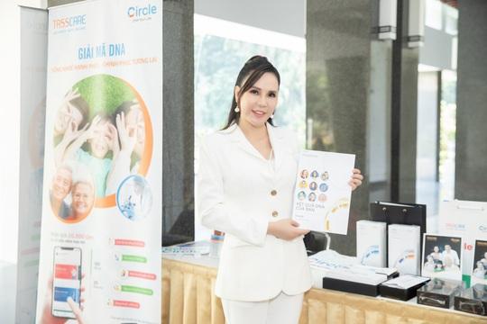 Thạc sĩ Lê Đỗ Minh Thảo: Test gen để tránh hối tiếc trong việc chăm sóc sức khoẻ - Ảnh 3.