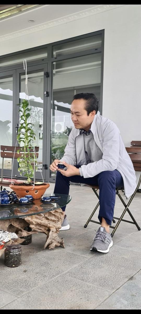 Nghệ nhân Minh Xa chia sẻ bí quyết chăm sóc hoa lan - Ảnh 4.