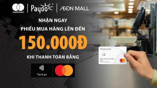 Mastercard và Payoo tung ưu đãi dịp mua sắm cuối năm - Ảnh 1.